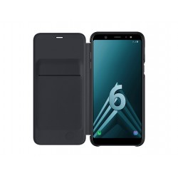 Flip Wallet Cover Galaxy A6+