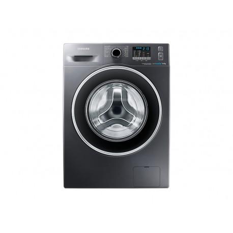 samsung machine laver 8kg eco bubble inox wf80f5ehw4x. Black Bedroom Furniture Sets. Home Design Ideas