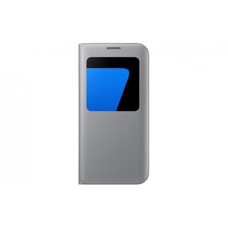 Etui S View Noir pour Galaxy S7