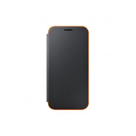 Néon flip cover Galaxy A7 2017