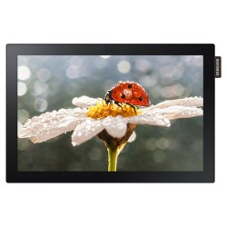 DB10E-T_Edge-Lit LED Touchscreen Display for Business
