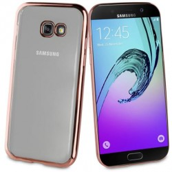 MUVIT LIFE COQUE BLING ROSEGOLD POUR SAMSUNG GALAXY A3 2017