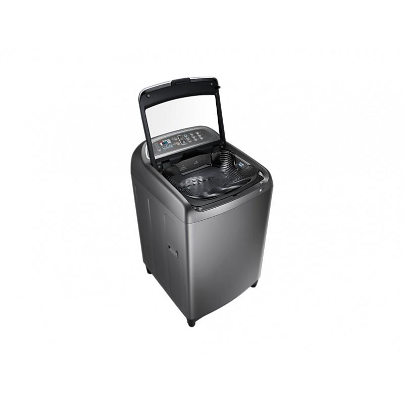 machine laver activ dualwash top 18kg wa18j6750sp. Black Bedroom Furniture Sets. Home Design Ideas