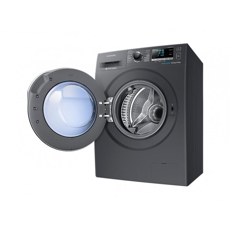 Machine laver combin eco bubble 10 2 kg samsung brand shop - Machine a laver bubble ...