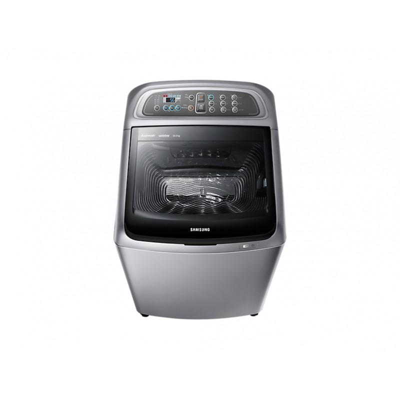 machine laver dualwash top 12 kg silver wobble. Black Bedroom Furniture Sets. Home Design Ideas