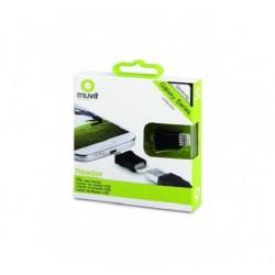 Adaptateur USB - Micro USB - Muvit
