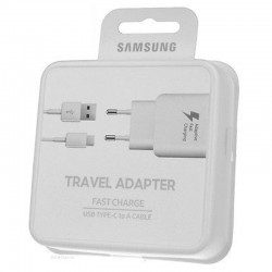 Chargeur secteur fast blanc type ( c ) , 25W