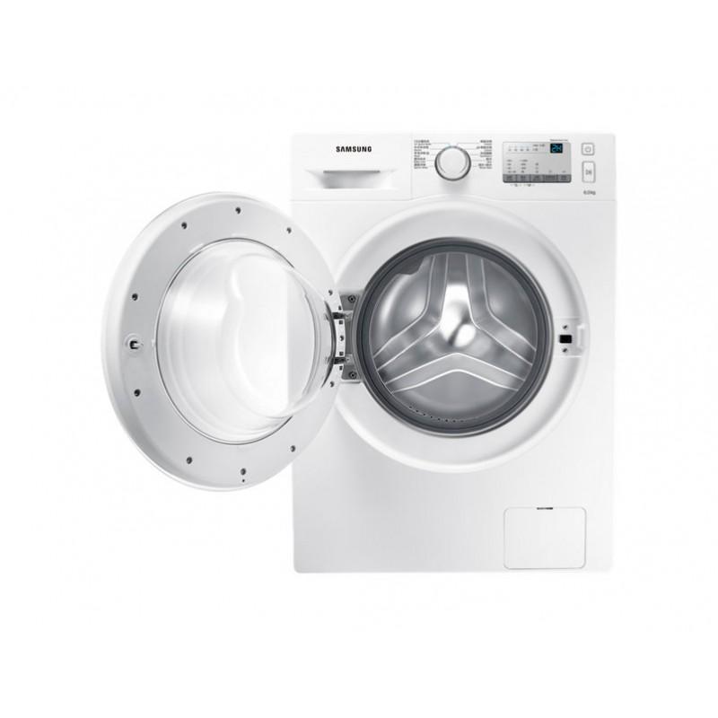 machine laver frontale 6kg blanc samsung brand shop. Black Bedroom Furniture Sets. Home Design Ideas