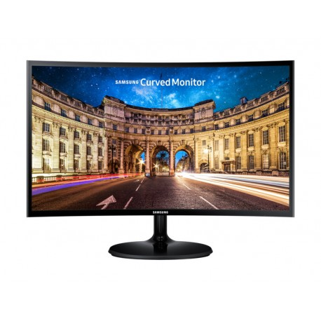 Moniteur curved 24""