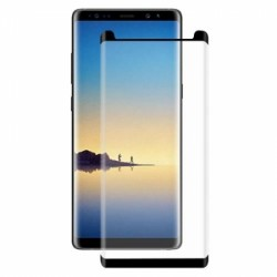 Super Film muvit, Curved, Verre Trempé Galaxy Note 8