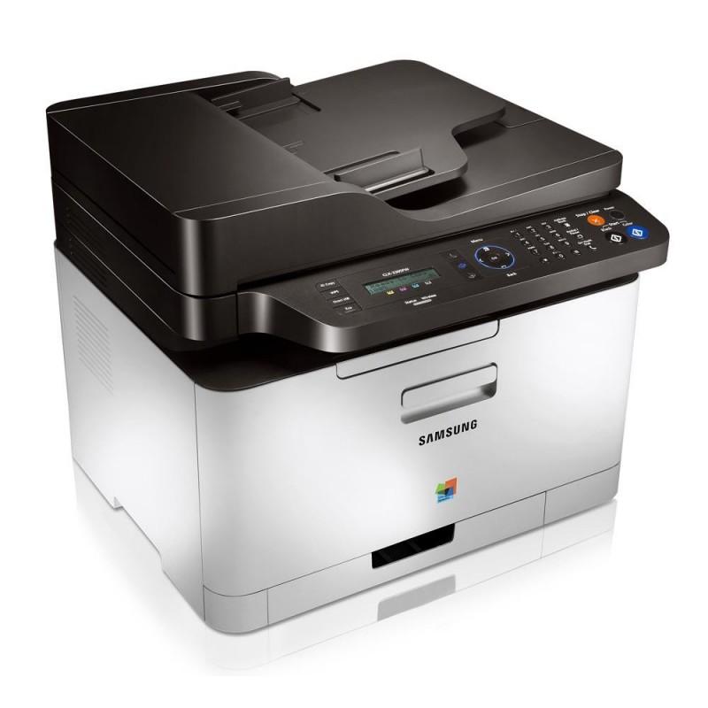 imprimante laser multifonctions couleur fax samsung. Black Bedroom Furniture Sets. Home Design Ideas