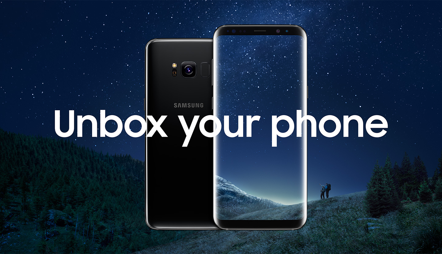 Unbox your phone