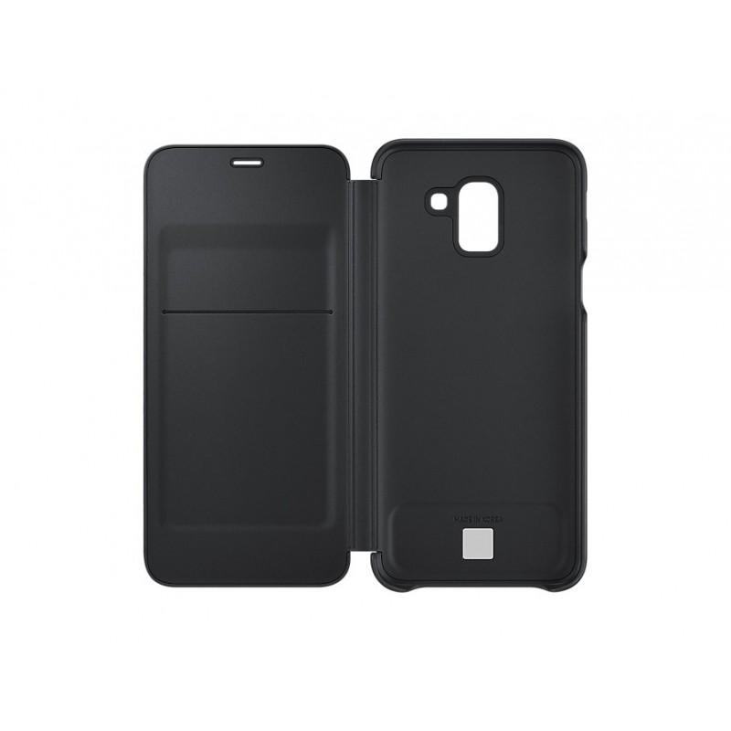 Flip Wallet Cover Galaxy J6 2018 Samsung Brand Shop