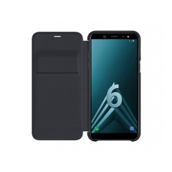 Flip Wallet Cover Galaxy A6