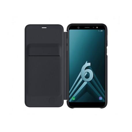 Flip Wallet Cover Galaxy A6+
