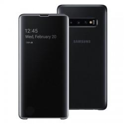 Étui Clear View Galaxy S9 Plus