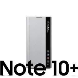 Étui Clear View pour Galaxy Note 10 Plus samsung tunisie