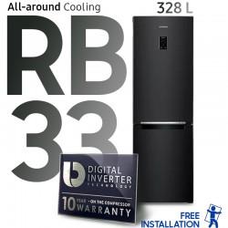 Réfrigérateur RB33 Combiné avec congélatreur en bas