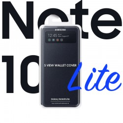 S View Wallet Cover Galaxy Note 10 lite