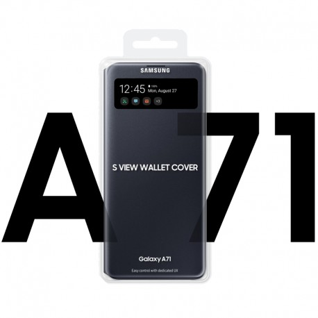 S View Wallet Cover Galaxy A71
