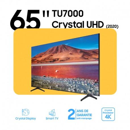 """55"""" TU7000 Crystal UHD 4K Smart TV 2020"""