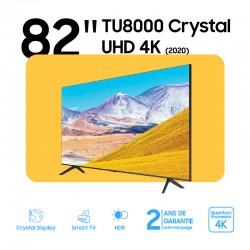 """82"""" TU8000 Crystal UHD 4K Smart TV (2020)"""