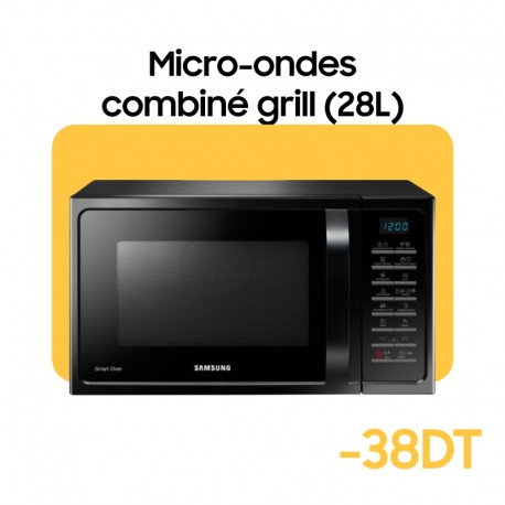 Micro-ondes grill (28L)