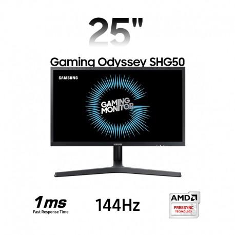 "25"" Moniteur Gaming Odyssey SHG50"