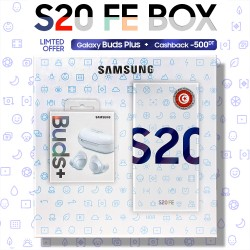 Samsung Galaxy S20 FE + Buds Plus prix tunisie