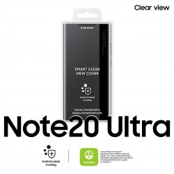 Étui Note 20 Ultra Clear View Cover