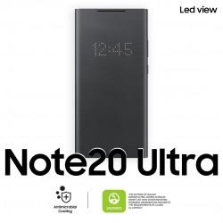 Étui Note 20 Ultra Led View Cover