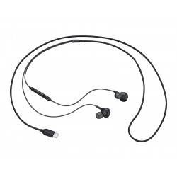 Type-C Headphones, Black