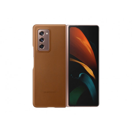 Galaxy Z Fold2 Leather Cover
