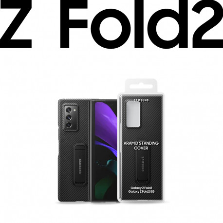 Galaxy Z Fold2 Aramid Standing Cover
