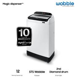 Machine à laver Activ Dualwash Top Load Washer 13Kg