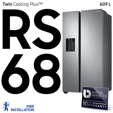 Réfrigérateur Samsung RS68 Side by Side