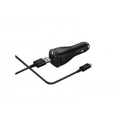 chargeur voiture rapide avec un seul port USB