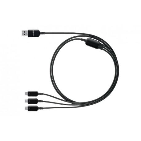 Câble multi-chargement