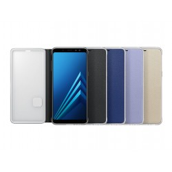 Néon flip cover Galaxy A8 2018