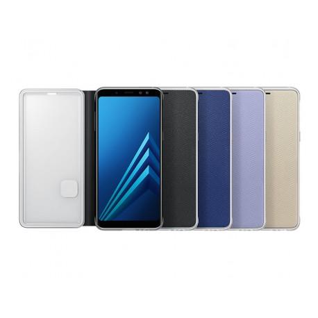 Néon flip cover Galaxy A8 2018