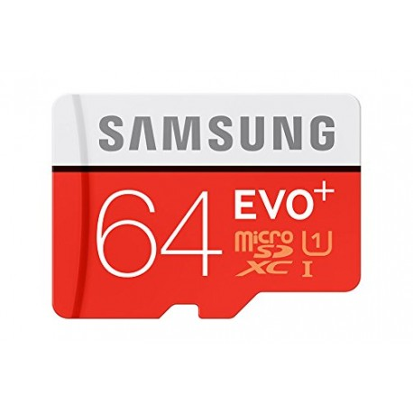 Carte microSD EVO Plus 64 Go