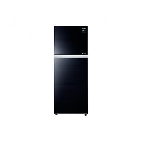 Réfrigérateur RT44 , Double portes, Black Glass Mirror