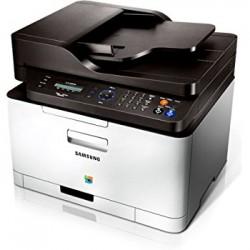 Imprimante laser multifonctions couleur + Fax